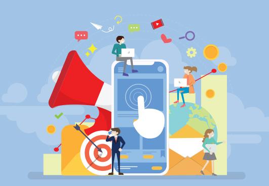 Gestion des medias sociaux